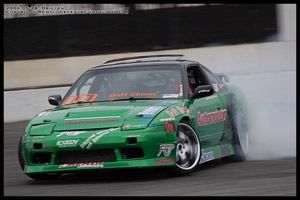 B-MAGIC D1 BODY KIT - S13 HATCHBACK