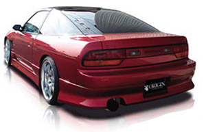 ORIGIN LAB STREAM BODY KIT - S13 HATCHBACK