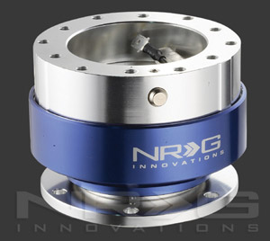 NRG quick release hub: regular version universal for any car